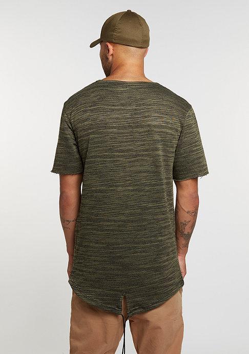 Cayler & Sons T-Shirt BL Severoz Long black/olive