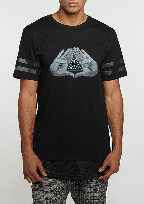 Cayler & Sons T-Shirt WL BKNY black/mint/grey