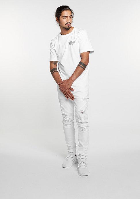 Cayler & Sons T-Shirt WL Chosen Long white/black