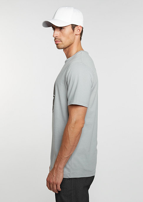 Cayler & Sons T-Shirt GL Defend Your Crops dipped grey/black/white