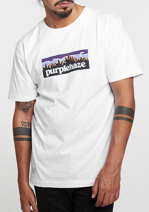 Cayler & Sons T-Shirt GL Purple Hills white/black/purple