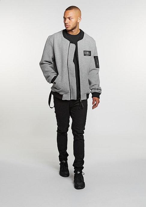 Cayler & Sons C&S Jacket BL CSBL Flight grey heather/black