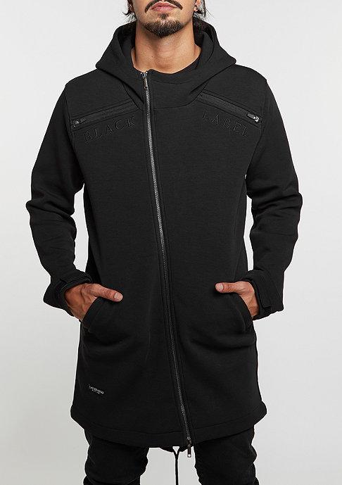Cayler & Sons Übergangsjacke Jacket BL Bumrush Tech Zip Sweat black/white