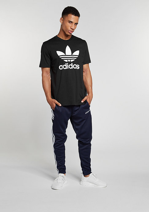 adidas T-Shirt Original Trefoil black