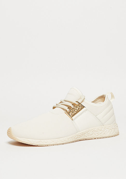 Cayler & Sons C&S Shoes Katsuro offwhite/cream stingray/gold