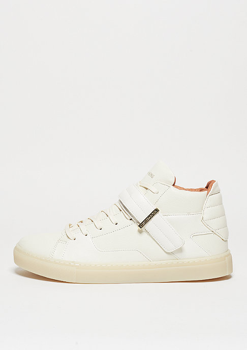 Cayler & Sons Schuh Sashimi off-white/cream stingray/gold