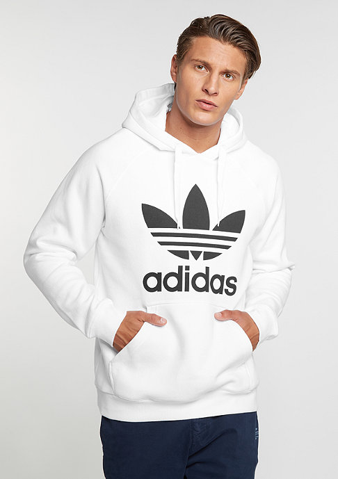 adidas Hooded-Sweatshirt Original 3Foil white/black