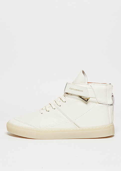 Cayler & Sons Schuh Hamachi off white/cream stingray/gold