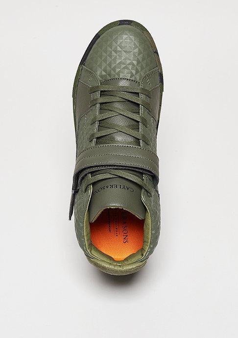Cayler & Sons C&S Shoe Sashimi army green/black