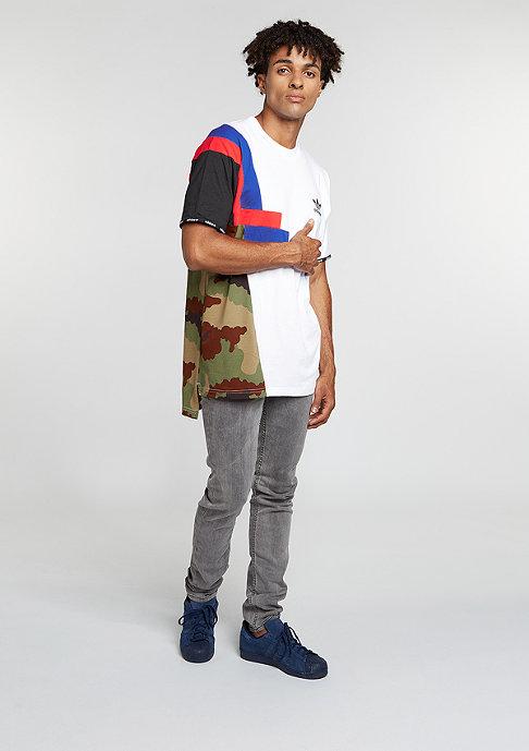 adidas Block white
