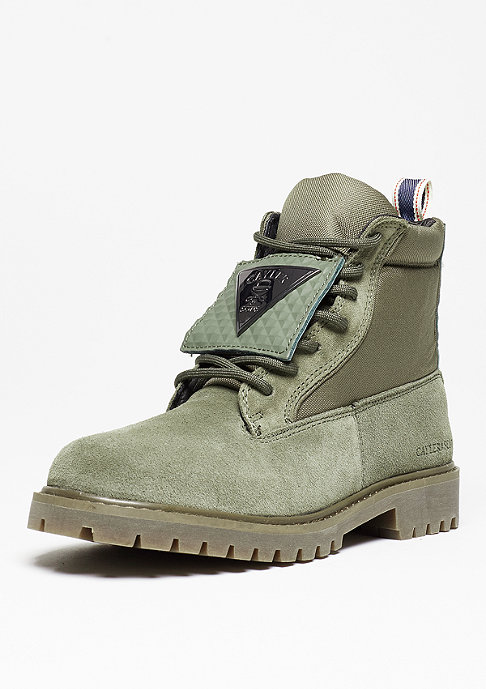 Cayler & Sons C&S Boot Hibachi army green/gum