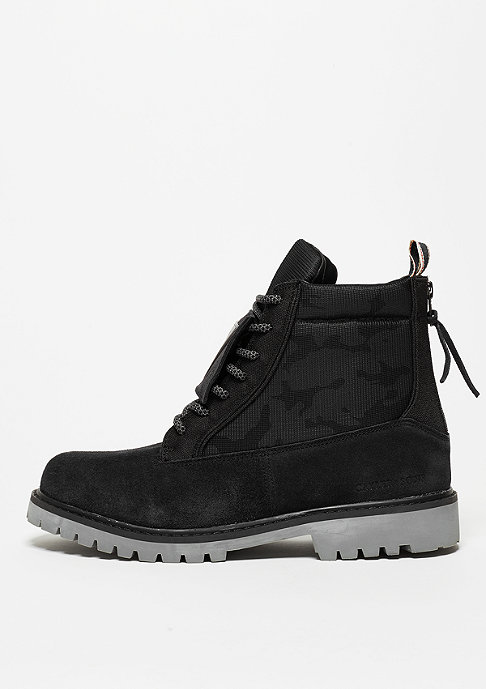 Cayler & Sons C&S Boots Hibachi deep black/charcoal/cool grey
