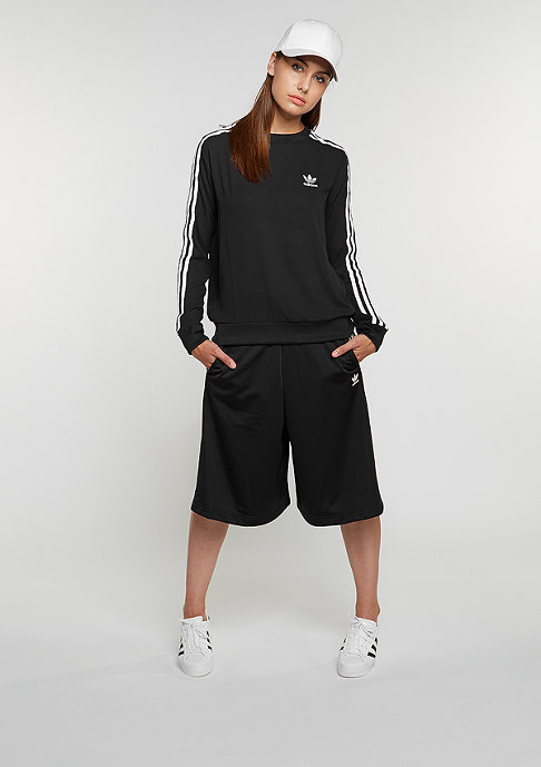 adidas Sweatshirt 3 Stripes black