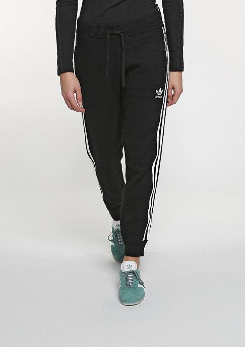 adidas Trainingshose Knit Cuffed black