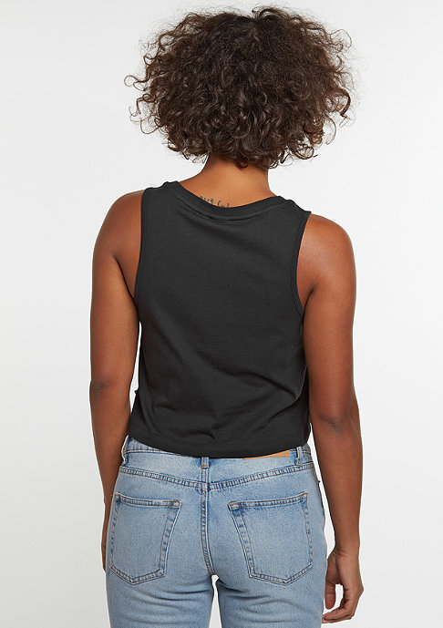 adidas Tanktop Loose Crop black