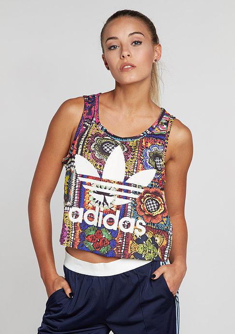 adidas Tanktop Crochita C multicolor