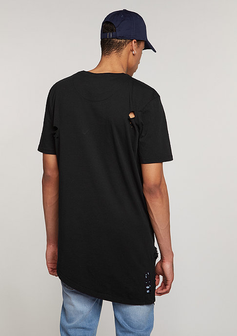 Criminal Damage T-Shirt Mercer black/black