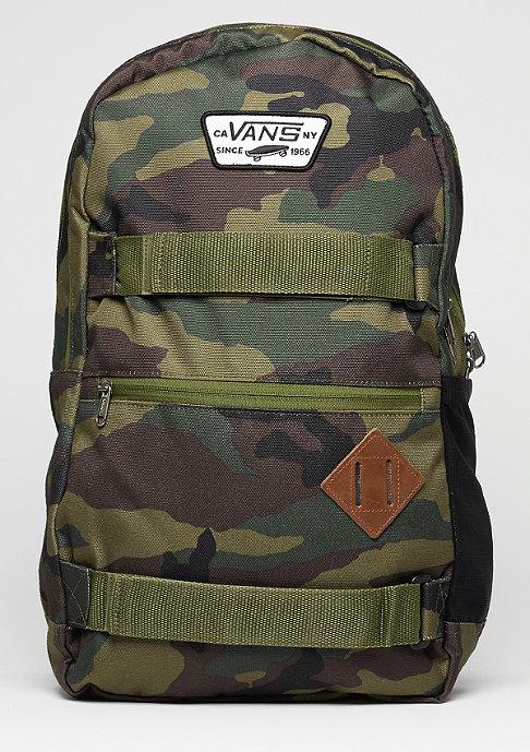 VANS Rucksack Authentic III Sk8pack classic camo