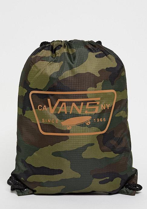 VANS Turnbeutel League Bench Bag classic camo