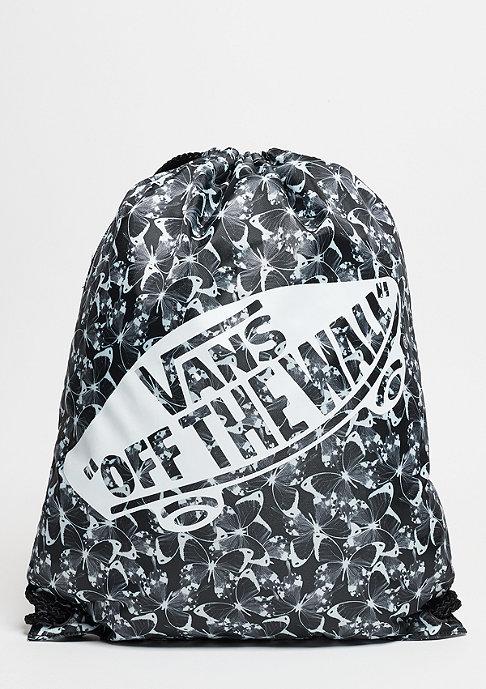 VANS Turnbeutel Benched Bag butterfly black