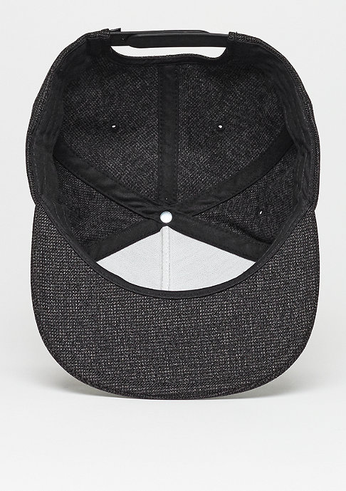 VANS Snapback-Cap Full Patch concrete black
