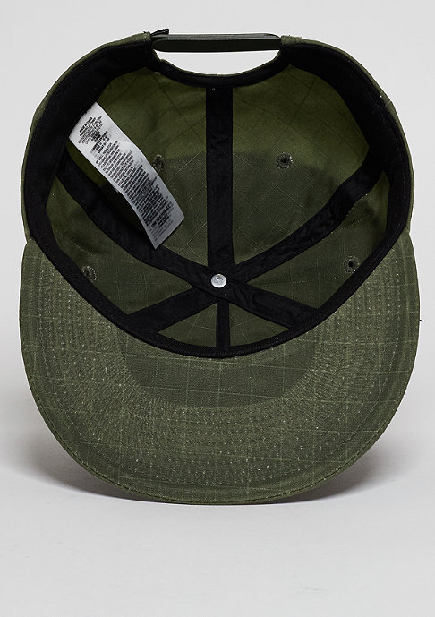 VANS Snapback-Cap Swinley Unstructured grape leaf