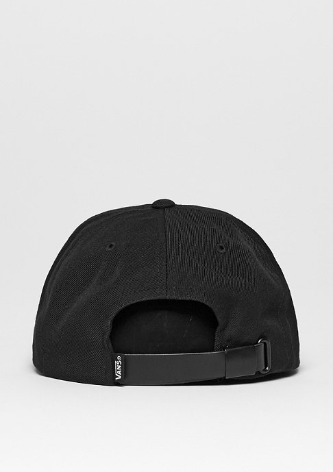 VANS Strapback-Cap Tag Unstructured black