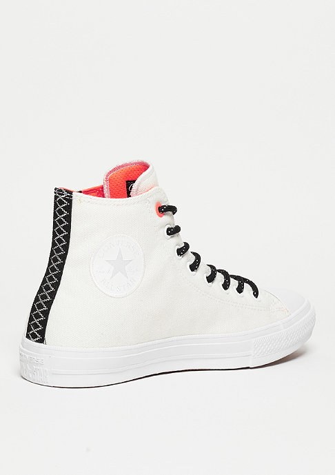 Converse Chuck Taylor All Star II Shield CanvasHi white/lava/gum