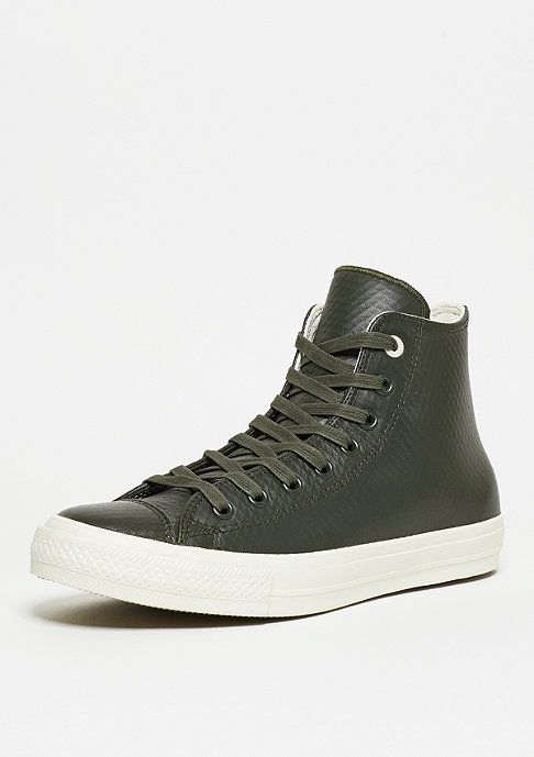Converse Chuck Taylor All Star II Leather Hi collard/parchment/gum