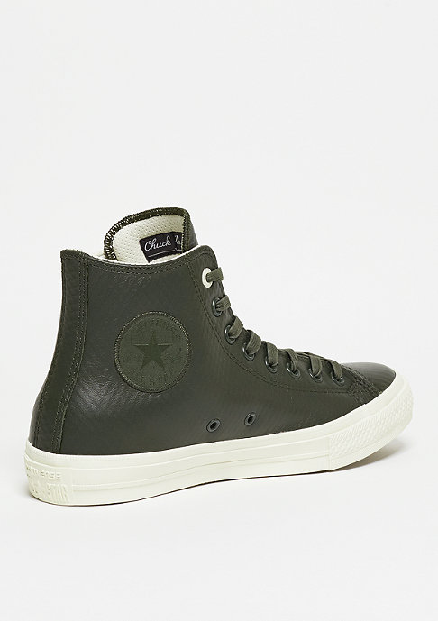 Converse Schuh Chuck Taylor All Star II Leather Hi collard/parchment/gum