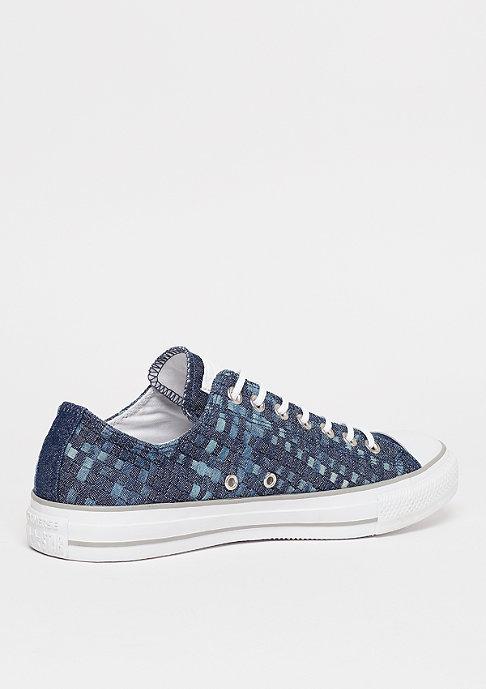 Converse Schuh CTAS Ox polar blue/white/dolphin