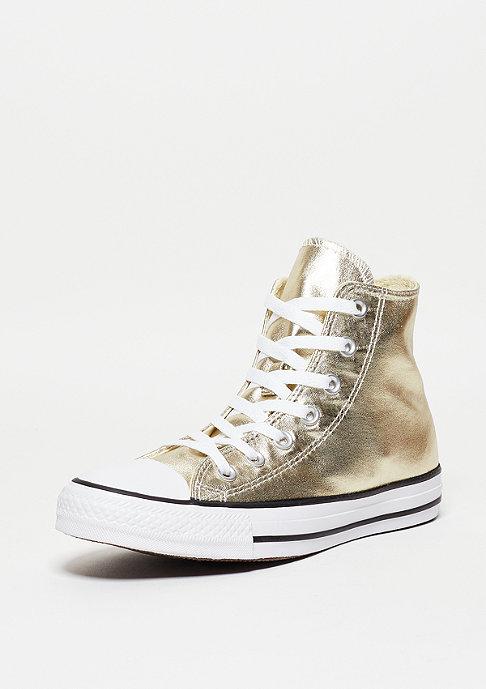 Converse CTAS Hi light gold/white/black