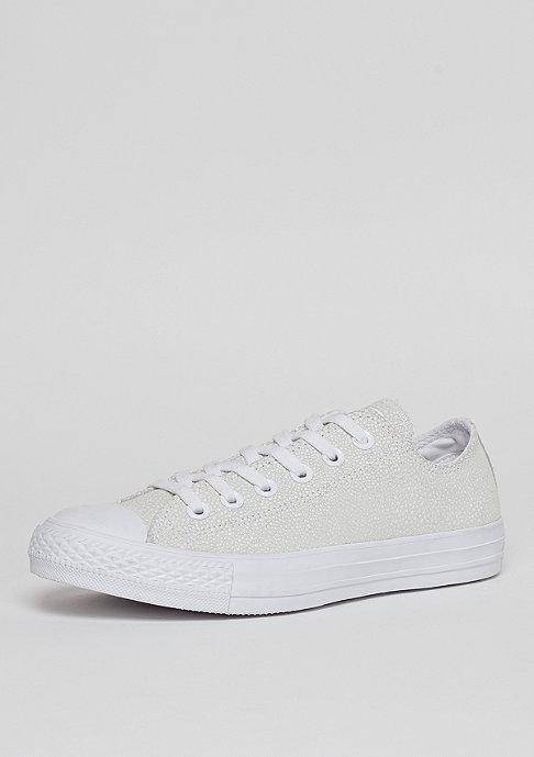 Converse Schuh CTAS Leather Ox white/black/white