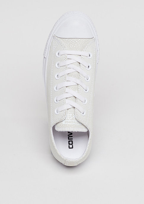 Converse CTAS Leather Ox white/black/white