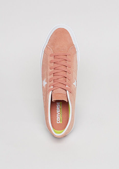 Converse CONS One Star Ox pink blush/white/white