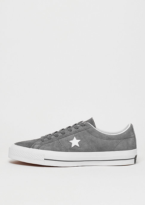 Converse Schuh CONS One Star Ox thunder/white/white