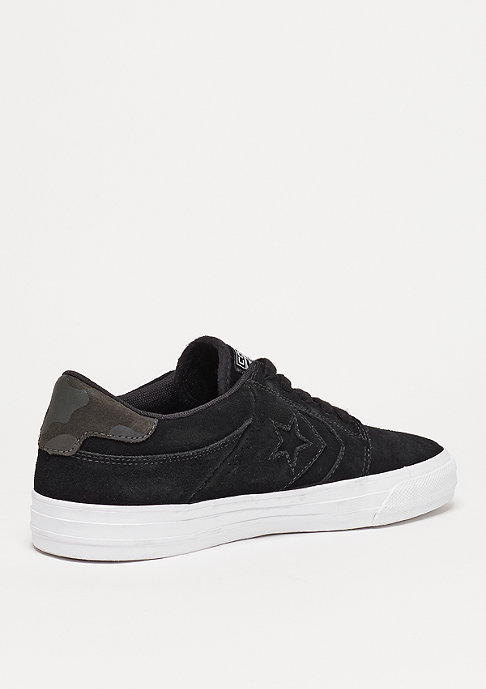 Converse CONS Tre Star Ox black/black/white