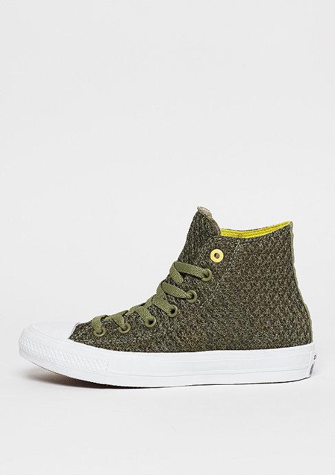 Converse Schuh CTAS II Hi fatigue green/white/fatigue green