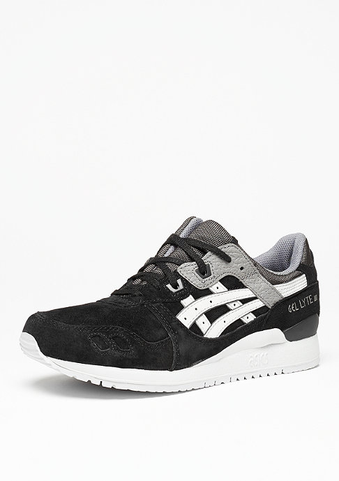 Asics Gel-Lyte III black/soft grey
