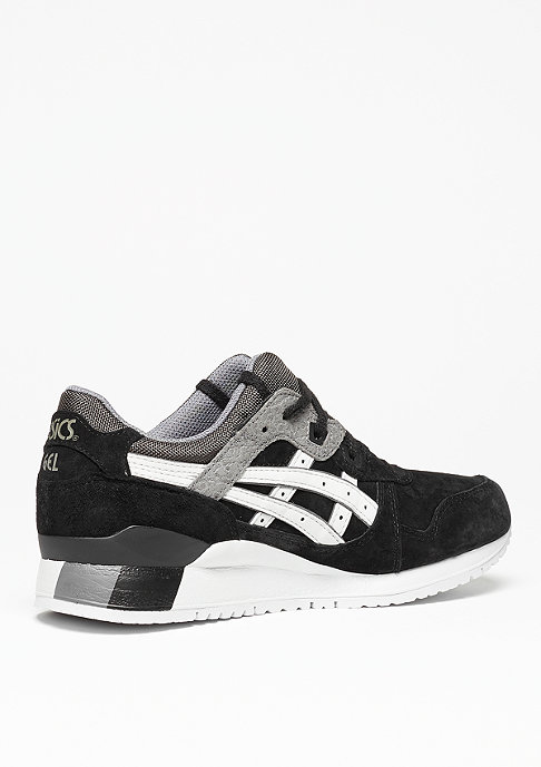 Asics Tiger Schuh Gel-Lyte III black/soft grey