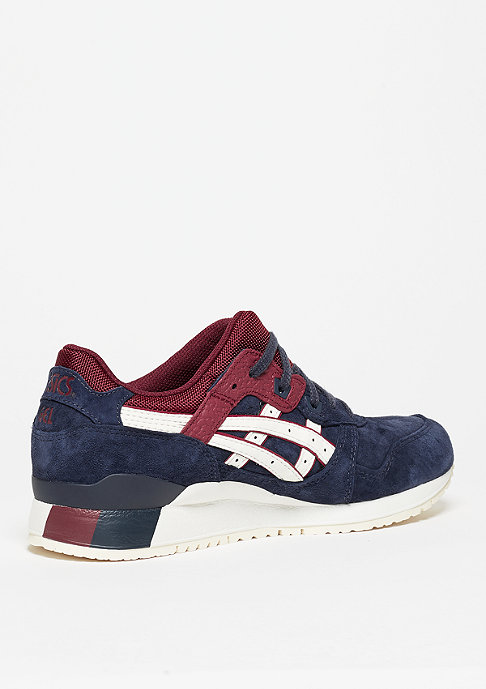 Asics Tiger Gel-Lyte III india ink/slight white