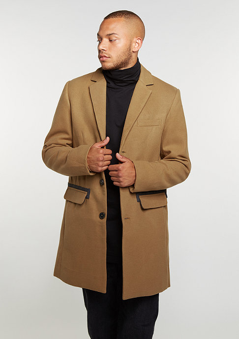 Future Past Winterjacke Coat Classic camel