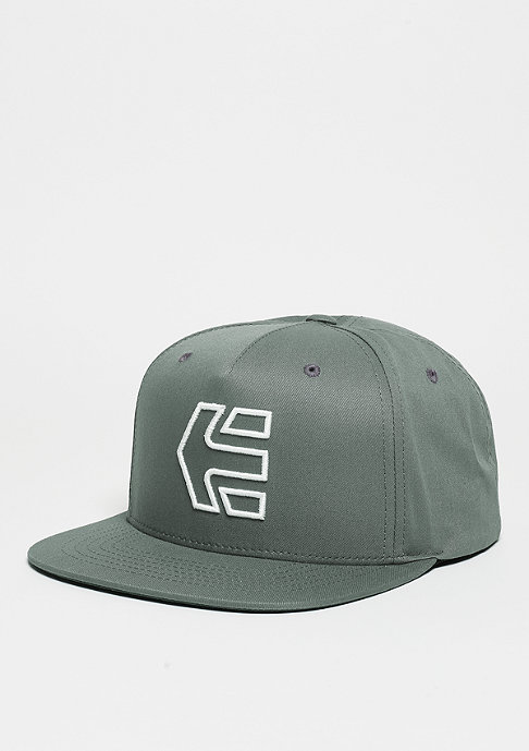 Etnies Snapback-Cap Icon 7 grey