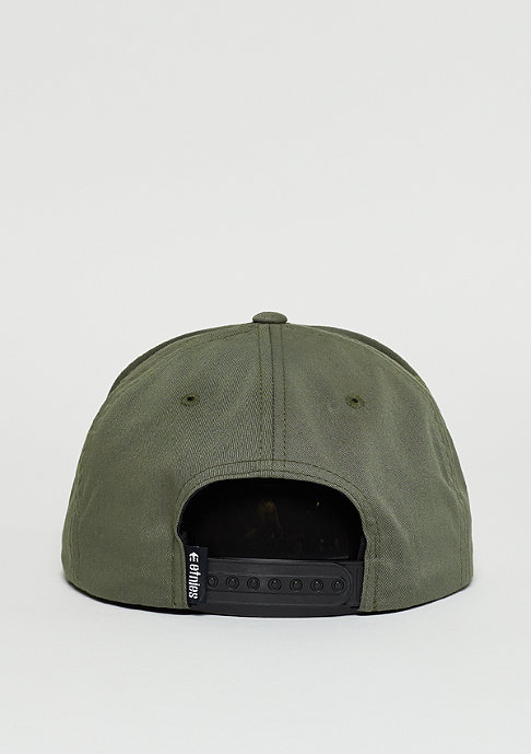 Etnies Cap Corporate 5 army