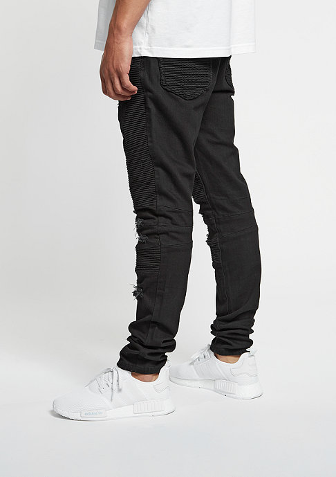 Cayler & Sons C&S Biker Denim Pants black