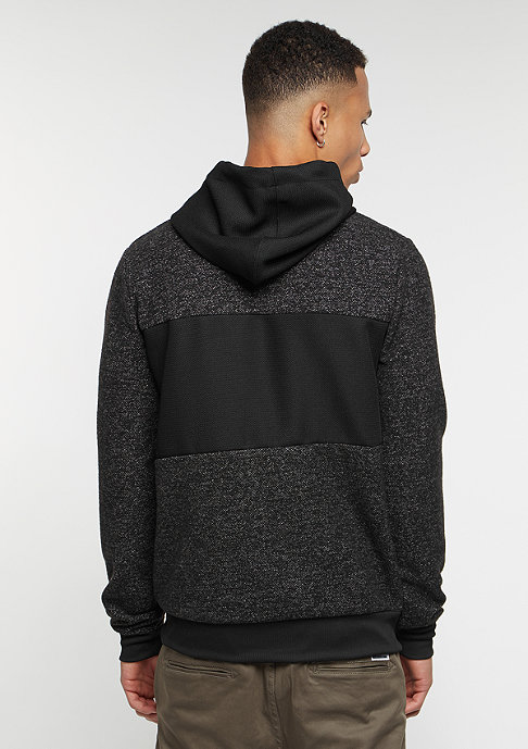 Criminal Damage Hooded-Sweatshirt Officer black/multi