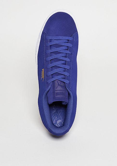 Puma Suede Classic Debossed mazarine blue