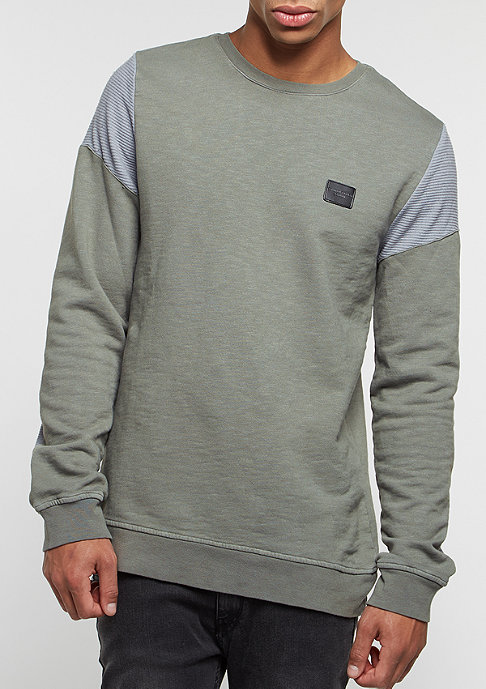Criminal Damage CD Sweater Rider frost/grey