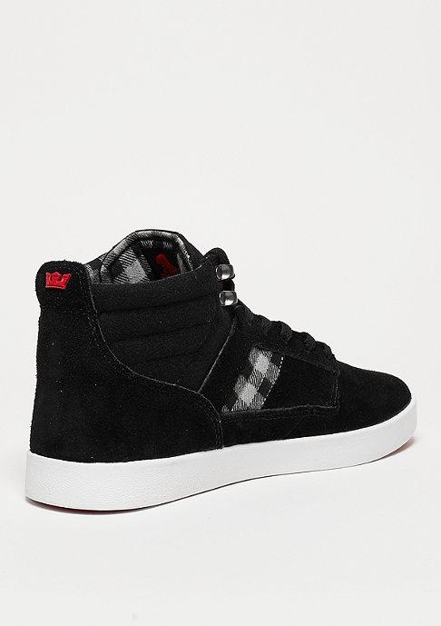 Supra Schuh Bandit black/plaid/white