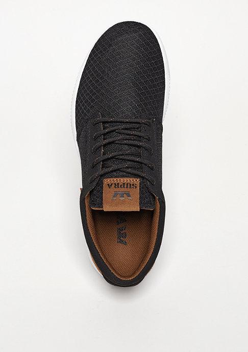 Supra Schuh Hammer Run black/brown/white
